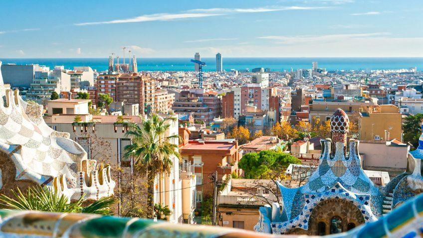 ταξίδι στη Βαρκελώνη