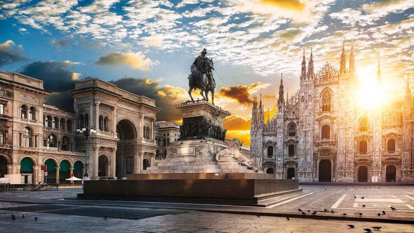 Ταξίδι στο Μιλάνο