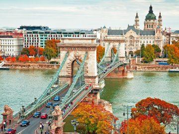 Διακοπές στη Βουδαπέστη