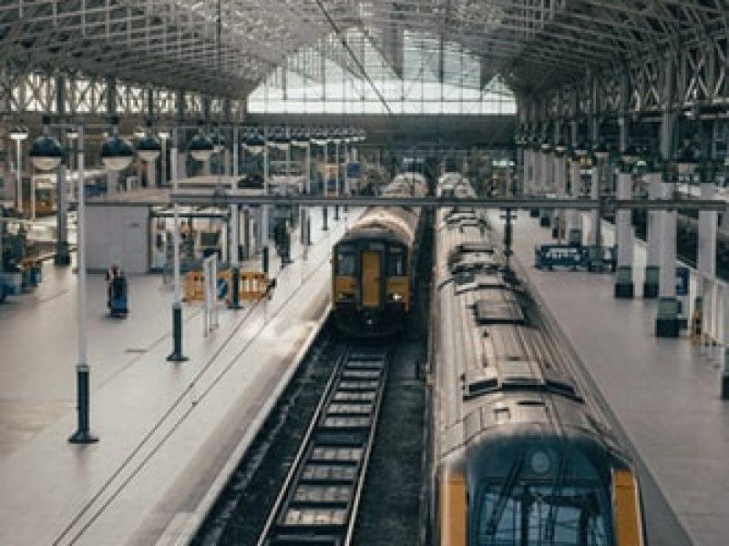 Ταξίδι με τρένο, πάντα και παντού!