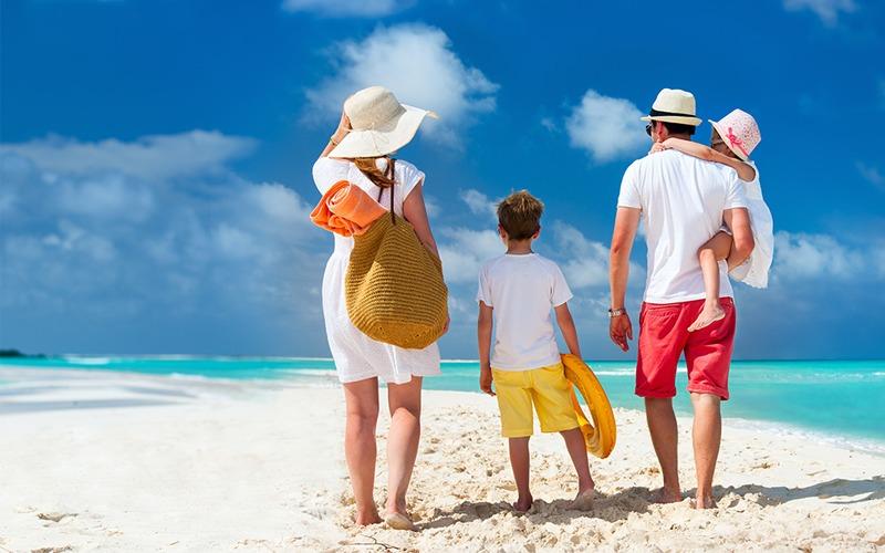 Διακοπές με παιδιά; Τα μυστικά της επιτυχίας