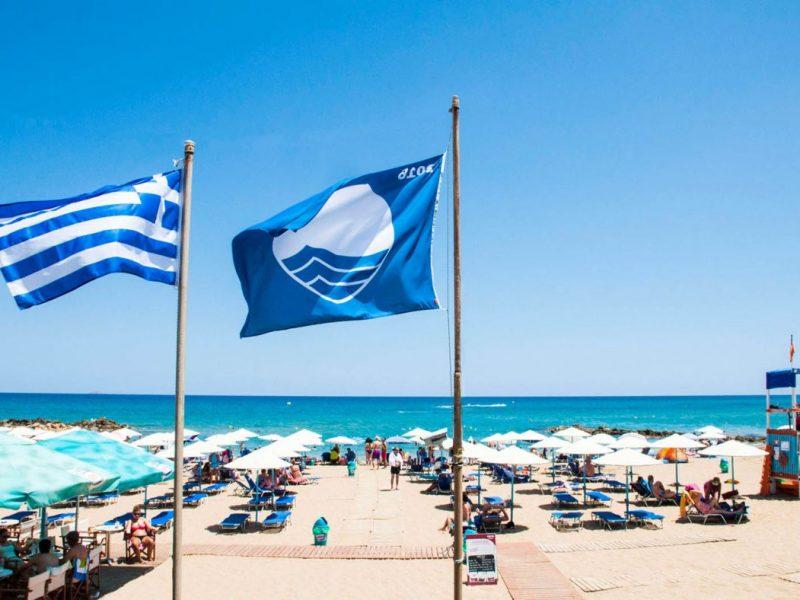 Από ποιες παραλίες αποσύρθηκε η «Γαλάζια Σημαία»;