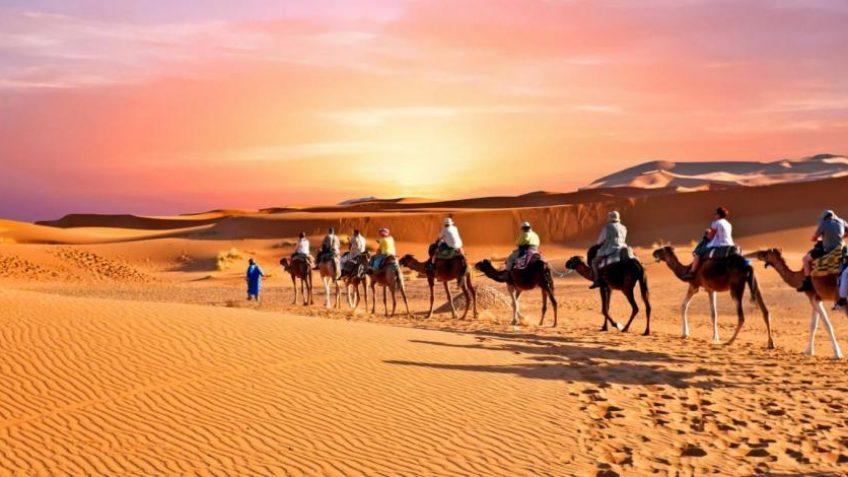Ταξίδι στο Μαρόκο...Τόλμησε το!