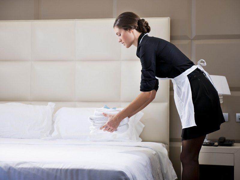 Πόσο καθαρά είναι τα δωμάτια στα ξενοδοχεία;